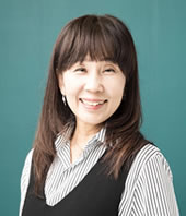 島本 須美氏写真