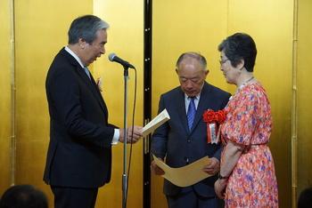 創立90周年記念式典(2017.7.17) 29
