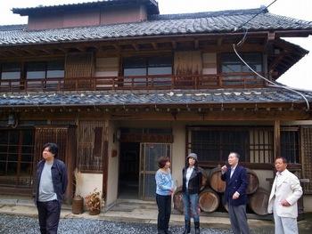 黒潮会・甲州ワイン旅(2011.10.15) 4