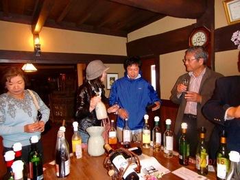 黒潮会・甲州ワイン旅(2011.10.15) 6