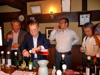 黒潮会・甲州ワイン旅(2011.10.15) 7