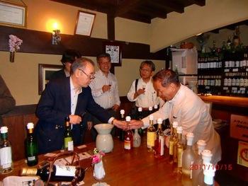 黒潮会・甲州ワイン旅(2011.10.15) 9