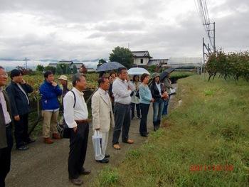 黒潮会・甲州ワイン旅(2011.10.15) 13