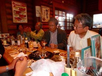 黒潮会・甲州ワイン旅(2011.10.15) 21