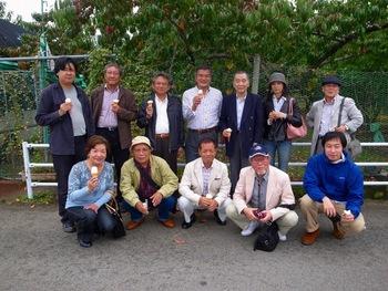 黒潮会・甲州ワイン旅(2011.10.15) 22